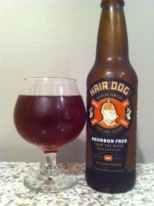 HOTD Bourbon Fred
