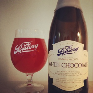 Bruery White Chocolate