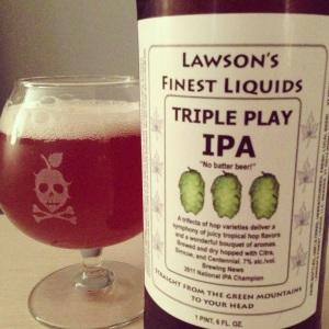 Lawsons Triple Play