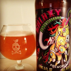 Pipeworks Galaxy Unicorn