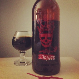 Three Floyds Bourbon Aged Dark Lord
