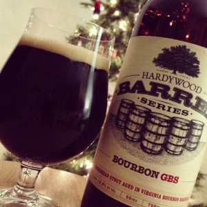 Hardywood Bourbon GBS