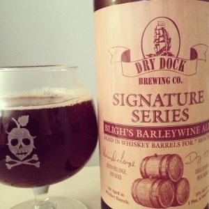 Dry Dock Bligh's Barleywine